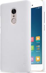 Nillkin Nakładka Frosted do Xiaomi Redmi Note 4X biała