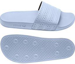 Adidas Klapki damskie Originals Adilette niebieskie r. 40.5 (BA7539)