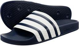 Adidas Klapki adidas Originals Adilette G16220 G16220 granatowy 44 1/2 - G16220