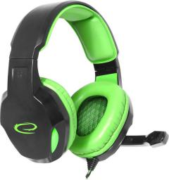 Słuchawki Esperanza EGH350 Zielone (EGH350G)