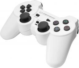 Gamepad Esperanza Corsair White (EGG106W)