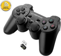 Gamepad Esperanza Gladiator Bezprzewodowy (EGG108K)
