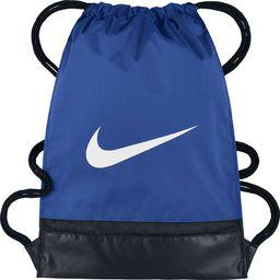 Nike Plecak worek Nike Brasilia niebieski