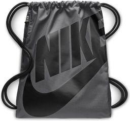 Nike Worek Heritage Gymsack szary (BA5351 009)