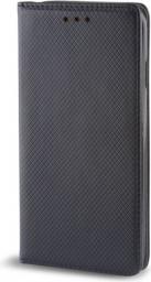 TelForceOne Pokrowiec Smart Magnet do Motorola Moto C Plus, czarny (GSM031159)