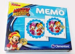 Clementoni  Memo Pocket Mickey Roadster (13481)