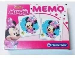 Clementoni Clementoni Memo Pocket Minnie Helper 13480 - 13480 CLEMENTONI