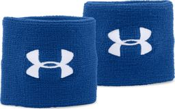 Under Armour UA Performance Wristbands-RYL//WHT 1276991-400-UNI - 1276991-400