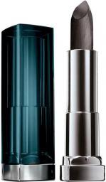 Maybelline  Color Sensational Metallic szminka do ust 50 Gunmetal