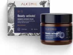 ALKEMIE No1 Beauty Activate Biomimetic Enzymatic Peeling biomimetyczny peeling enzymatyczny na dzień 60ml