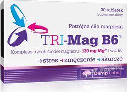 Olimp Tri-Mag B6 30 Olimp  roz. uniw (033582)