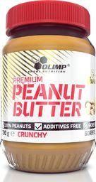 OLIMP Masło orzechowe Premium Peanut Butter Crunchy 700g Olimp  roz. uniw