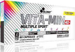 Olimp Vita-Min Multiple Sport 40+ 60 kaps.