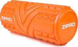 Zipro Wałek do masażu PVC Yoga Roller V pomarańczowy