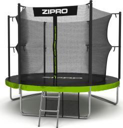 Zipro Trampolina ogrodowa Jump Pro z siatką wewnętrzną 8FT 252cm + torba na buty GRATIS!