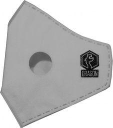Filtr wymienny DRAGON Filtr z aktywnym węglem do masek antysmogowych N99 Casual r. S