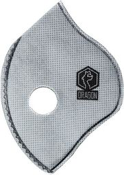 Filtr wymienny DRAGON Filtr z aktywnym węglem do masek antysmogowych N99 Sport r. S