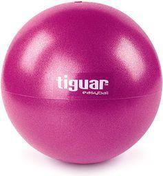 Tiguar Piłka do ćwiczeń Easyball 25cm śliwkowa