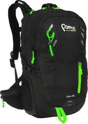 Peme Plecak turystyczny XLite 25l Czarno-Zielony