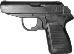 Professional Fighter Pistolet gumowy P-83
