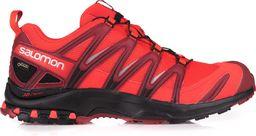 Salomon Buty męskie XA Pro 3D GTX Fiery Red/Black/Red Dalhia r. 46 2/3 (393319)