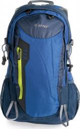 Hi-tec Plecak turystyczny Milloy 35l niebiesko-limonkowy