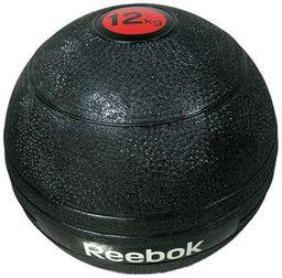 Reebok Piłka Lekarska Slam Ball 12 Kg Reebok Fitness Rozmiar Uniwersalny (RSB-10235)