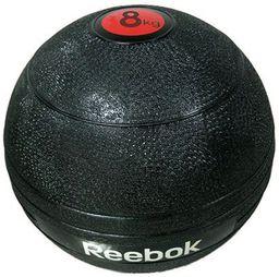 Reebok Piłka Lekarska Slam Ball 8 Kg Reebok Fitness  Rozmiar Uniwersalny (RSB-10233)