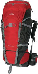Fjord Nansen Plecak turystyczny Himil 60+10 NG czerwono-czarny