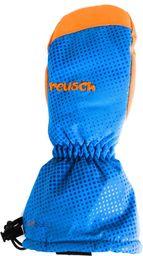 REUSCH Rękawice dziecięce Maxi R-Tex XT Mitten Brilliant Blue/Spicy Orange r. 3 (45 85 515 930)