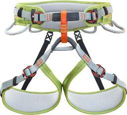 Climbing Technology Uprząż wspinaczkowa Ascent grey/green r. XS-S