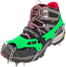 Climbing Technology Raczki na buty Ice Traction Crampons Plus Green r. 38-40