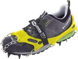 Climbing Technology Raczki na buty Ice Traction Crampons żółte r. 35-37
