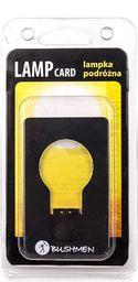 Latarka Bushmen Lampka karta kredytowa Lamp Card