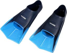 Aqua-Speed Płetwy treningowe granatowo-niebieskie r. 39-40