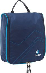 Deuter kosmetyczka Wash Center II midnight/turquoise