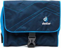 Deuter kosmetyczka Wash Bag I midnight/turquoise (39414-3306)