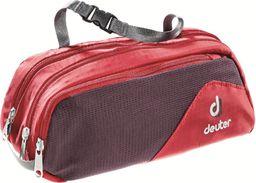 Deuter Kosmetyczka Wash Bag Tour II Fire/Aubergine (3949255130)
