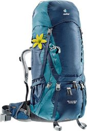Deuter Plecak turystyczny Aircontact 70+10L  SL niebieski (3320616-3354)