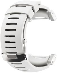 Suunto Pasek do zegarka Core White Rubber Strap White roz. uniw (SS018817000)