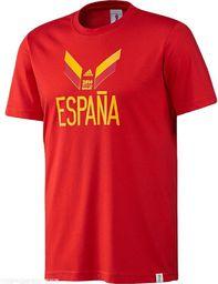 Adidas Koszulka Spain Tee Adidas  roz. L (F39514)