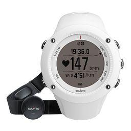 Suunto Zegarek sportowy GPS Ambit2 R HR White Suunto White roz. uniw (SS020658000)