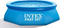 Intex Basen ogrodowy rozporowy Easy Set 244x76cm z pompą (28112)