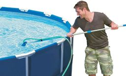 Intex Zestaw czyszczący do basenów r. uniw (28002)