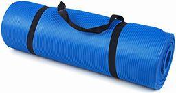 Sapphire sport Mata do ćwiczeń Sapphire SG-105 niebieski