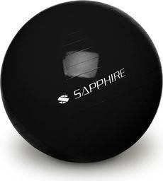 Sapphire sport Piłka gimnastyczna z pompką SG-042 czarny