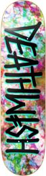 Deskorolka DeathWish Deck Deathspray Acid 8.5 wielokolorowa r. uniwersalny