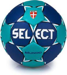 Select Piłka ręczna Mundo 3 Senior niebieska r. 3