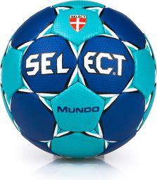Select Piłka ręczna Mundo Mini niebieska r. 0