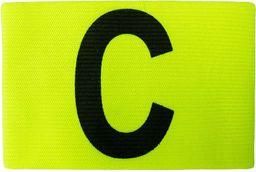 Select Opaska kapitana Armband Velcro żółty (6977802555)